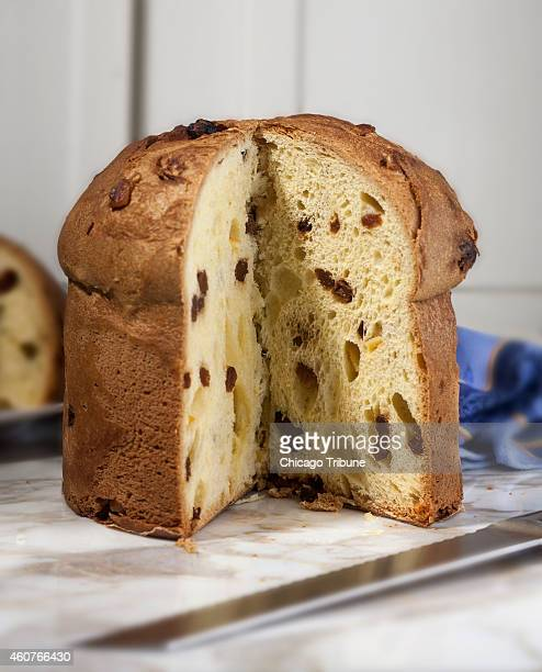 Panettone the Italian Christmas bread makes a delicious and versatile base for other holiday breakfast recipes