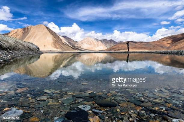 Pangong Lake, Leh-Ladakh, Jammu and Kashmir, India