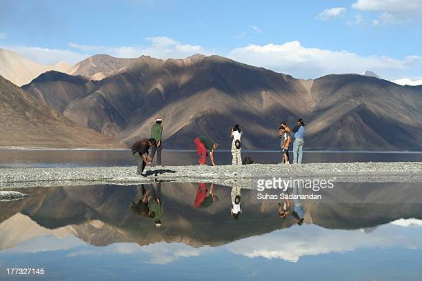 CONTENT] Pangong Tso is a landlocked salt water lake near the IndoTibet border 40% of the lake is in India and 60% in China The best time to visit...