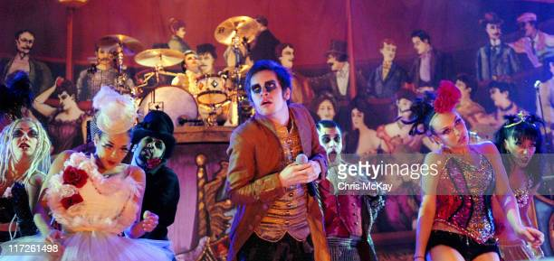 panic at the disco stock photos and pictures getty images. Black Bedroom Furniture Sets. Home Design Ideas