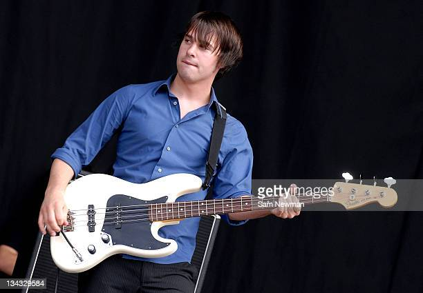 Panic At The Disco during The Carling Weekend Reading Festival Day 1 at Richfield Avenue in Reading Great Britain