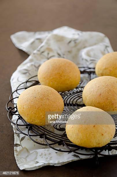Panini Dolci alla Zucca-Sweet Pumpkin Rolls