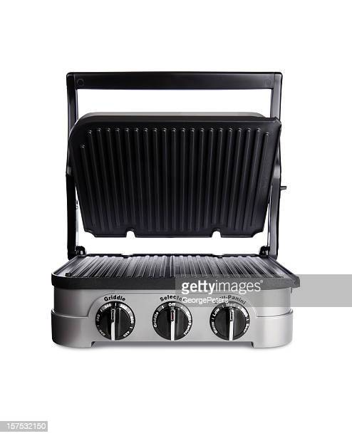 Panini Grill with Clipping Path