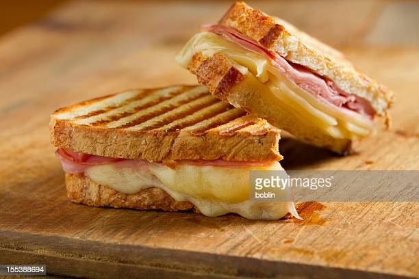 panini sandwiches - cheese stock pictures, royalty-free photos & images