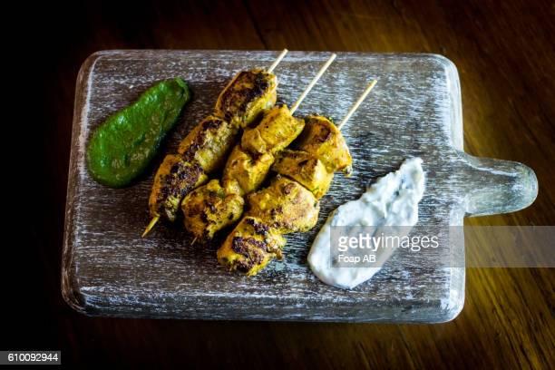 Panir tikka kebab