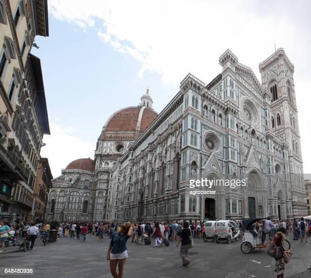 Panorama Florence Duomo, Italy