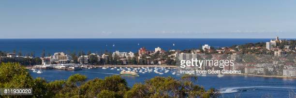 Panorama - Manly Cove