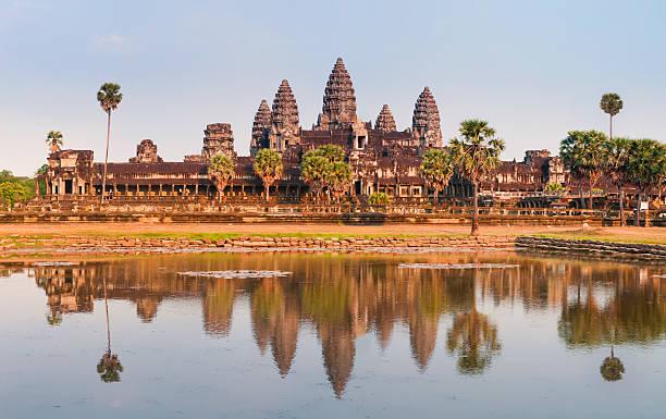 Angkor Wat Cambodia - XXXL Panorama