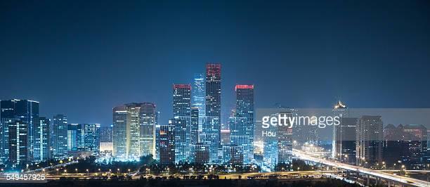 panorama of beijing--CBD