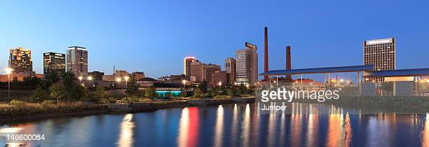 Panorama of Birmingham, Alabama
