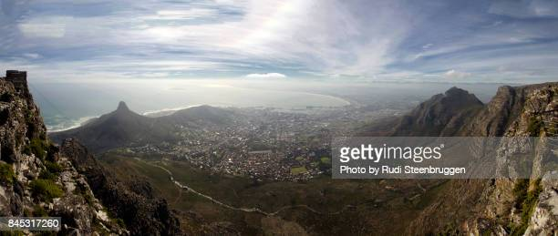 Panorama of Cape Town