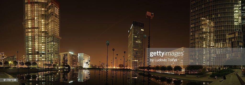 Panorama of La Défense : Photo