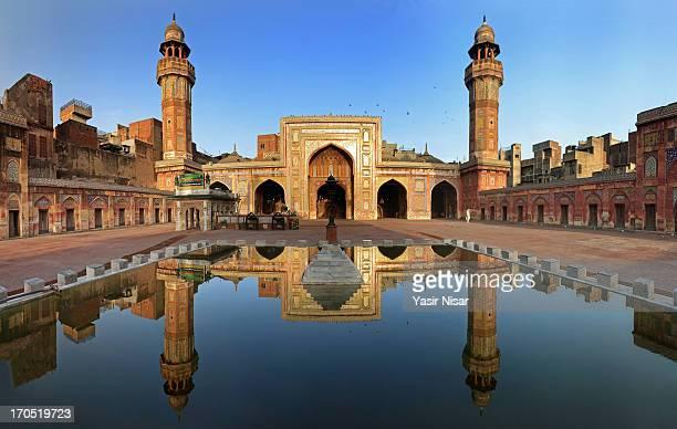 Panorama of Masjid Wazir Khan