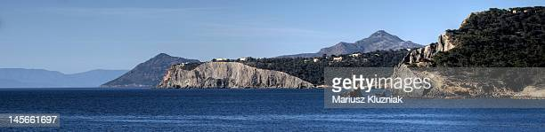 Panorama of Saronic Gulf
