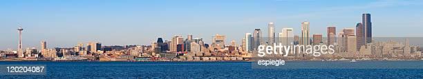 Panorama of Seattle, Washington, XXXL