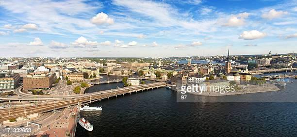 Panorama de Estocolmo (Suecia