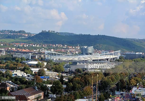 Panorama of Stuttgart