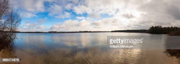 panorama 'reindersmeer' - william mevissen - fotografias e filmes do acervo