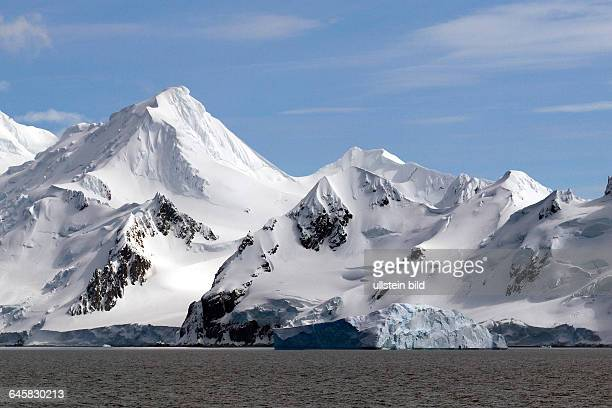 Panorama Shetland Island Antarktis
