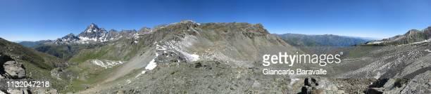 Panorama sul Monviso