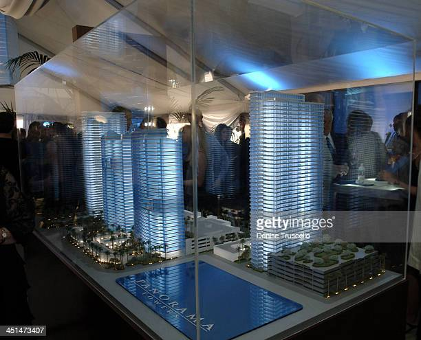 Panorama Towers Model Exclusive Coverage during Pamela Anderson Hosts Party at Panorama Towers Where She Recently Purchashed a Penthouse in Las Vegas...