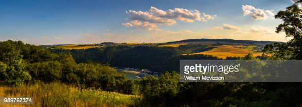 Panorama 'View from The Loreley'