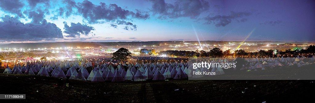 Glastonbury Festival - Day 1 : News Photo