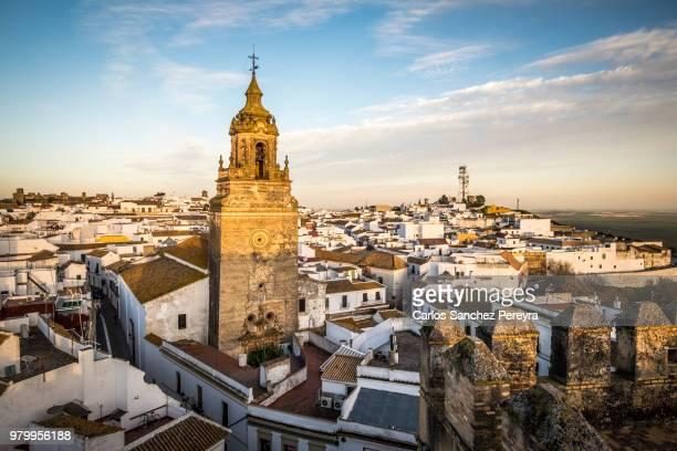 panoramic of carmona - carmona fotografías e imágenes de stock