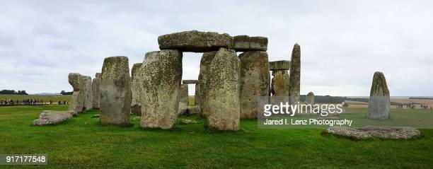Panoramic of Stonehenge (Close View)