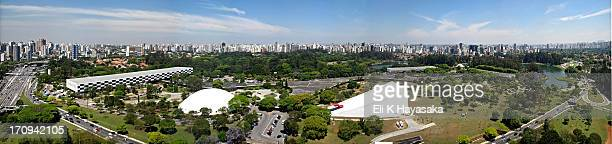 Panoramic Parque Ibirapuera