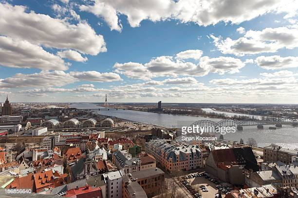 Panoramic Riga