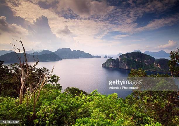 Panoramic View from Pangulasian Island