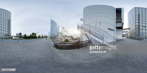 360° Panoramic View La Défense, Paris