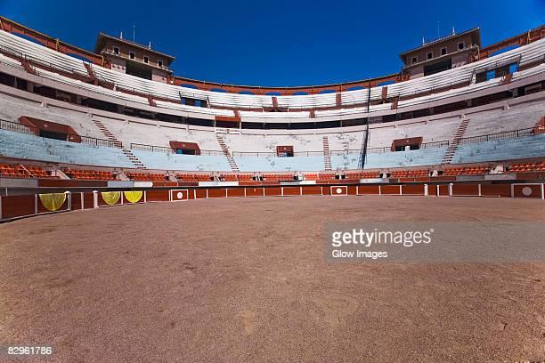 Panoramic view of a bullring, Plaza De Toros San Marcos, Aguascalientes, Mexico