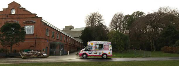 GBR: Belfast Under Coronavirus Lockdown
