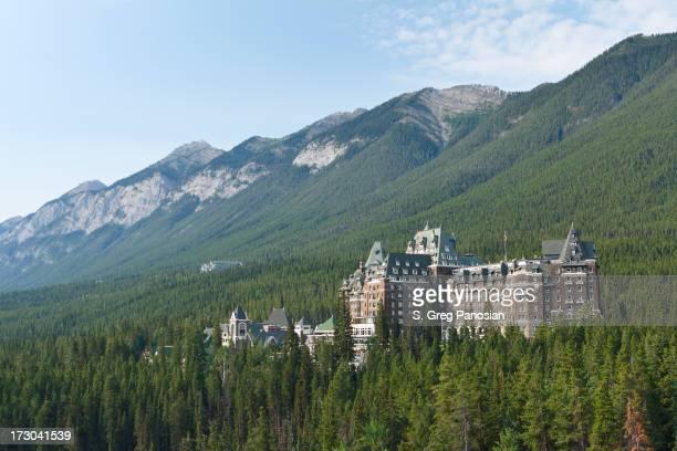 Postal de Banff