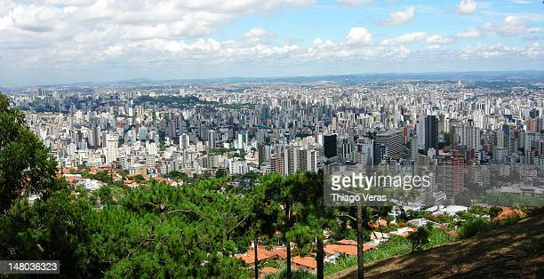 Panoramic view of Belo Horizonte