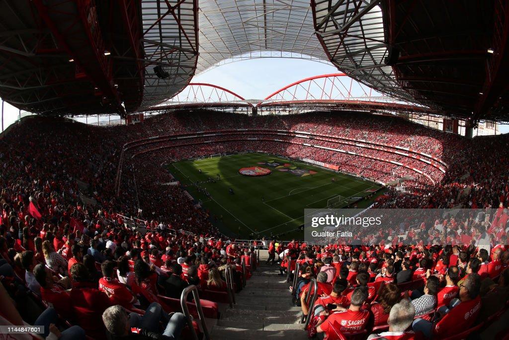 SL Benfica v CD Santa Clara - Primeira Liga : ニュース写真