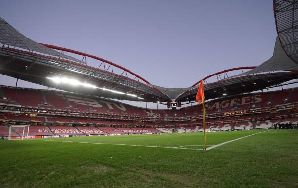 PRT: SL Benfica v Shakhtar Donetsk - UEFA Europa League Round of 32: Second Leg