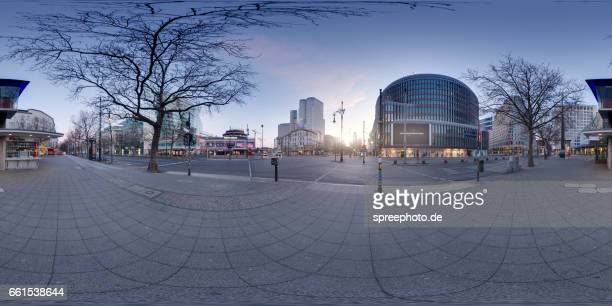 360° Panoramic View of Kurfürstendamm