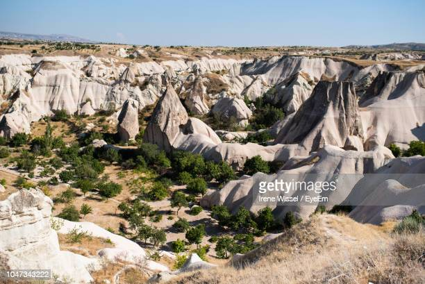 panoramic view of landscape - anatolia stock pictures, royalty-free photos & images