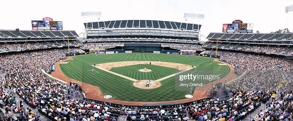 Seattle Marines v Oakland Athletics : Fotografía de noticias