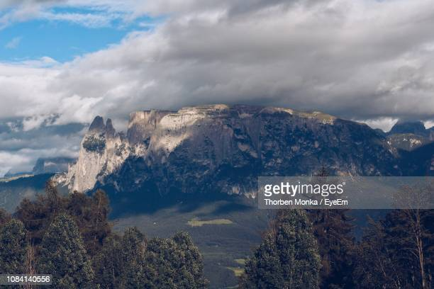 panoramic view of mountains against sky - essen germany stock pictures, royalty-free photos & images