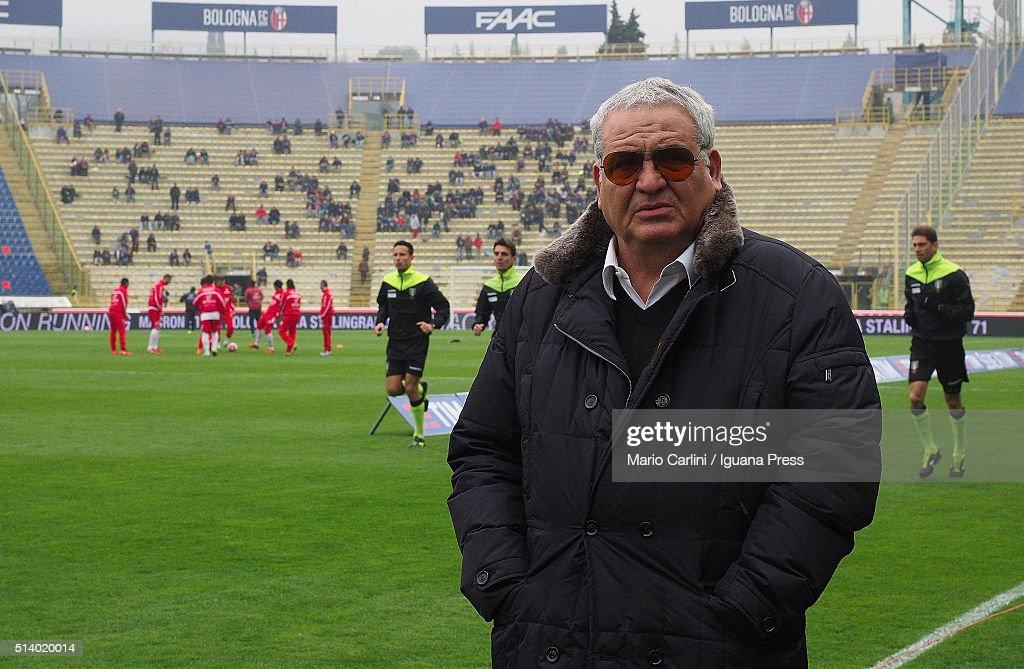 Bologna FC v Carpi FC - Serie A : News Photo
