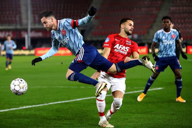 NLD: AZ Alkmaar v AFC Ajax - KNVB Beker