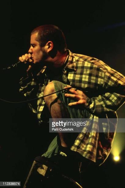 Pantera during Pantera in Concert at Nassau Coliseum - 1995 at Nassau Veterans Memorial Coliseum in Uniondale, New Jersey, United States.