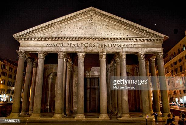 panthenon - michael siward stock pictures, royalty-free photos & images