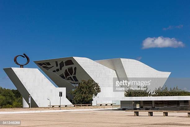 pantheon of the fatherland and freedom - ブラジリア連邦直轄区 ストックフォトと画像