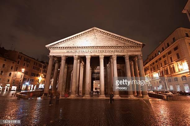 pantheon - pantheon roma foto e immagini stock
