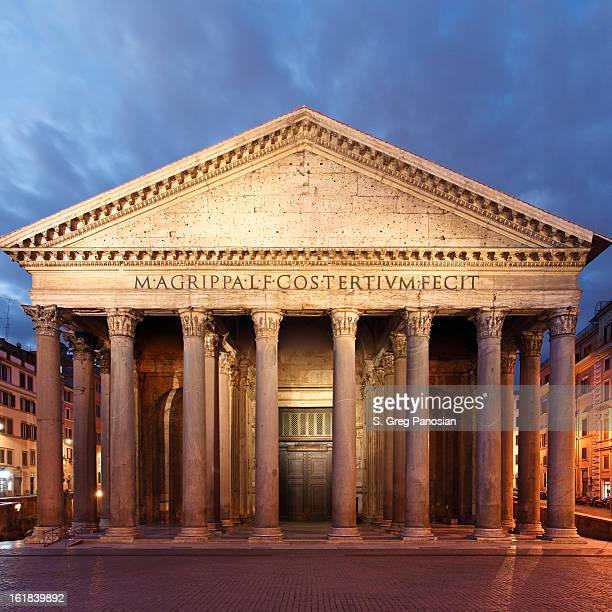 pantheon - roman stock pictures, royalty-free photos & images